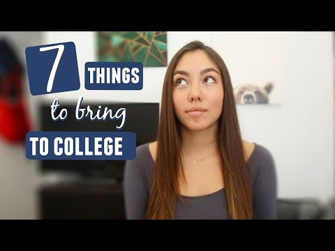 7 Things to Buy to Make Your College...