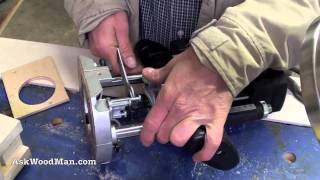 18 Of 23 • Wood Routers: How To Make A Jig To Route A Tapered Fluted Leg