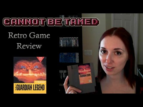 The Guardian Legend (NES) - Retro Gaming Review