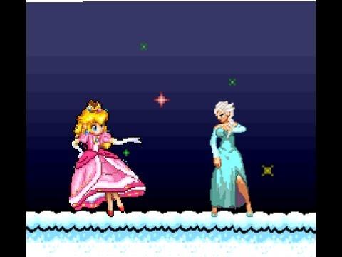 Peach vs Elsa