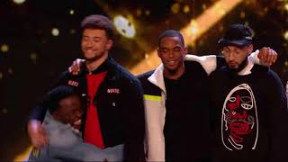 Rak-Su - Dimelo (ft Wyclef Jean & Naughty Boy) - The X Factor 2017 Final - Winners Song (lyrics)