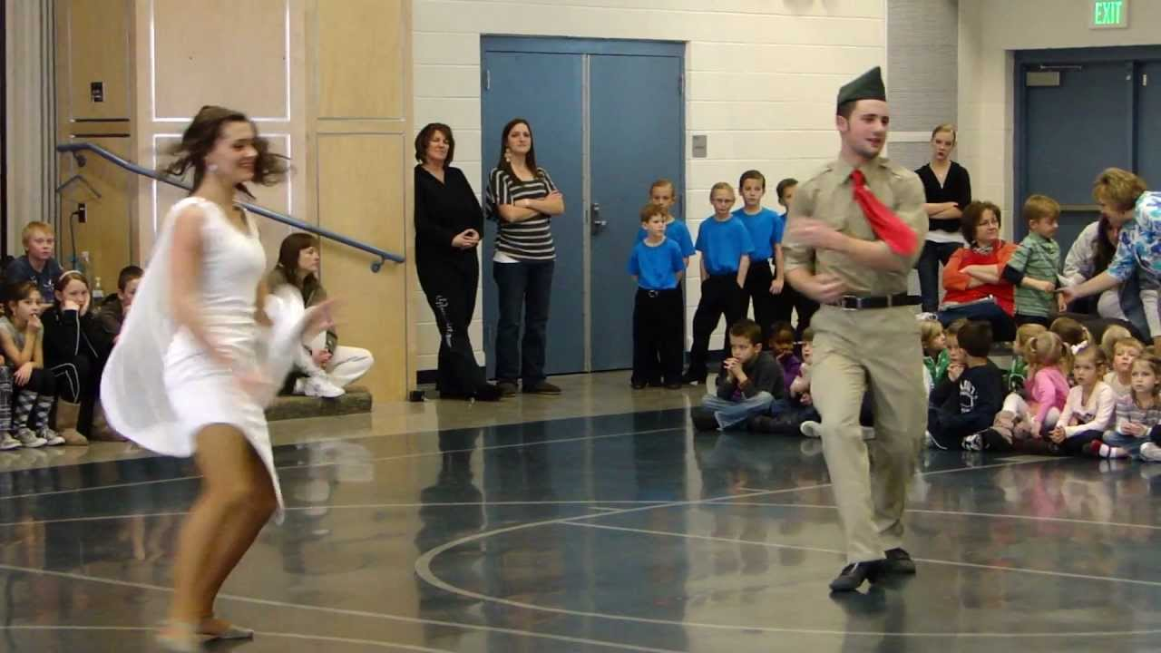 Josh Groban - I\'ll Be Home For Christmas (Military Tribute) - Youth ...