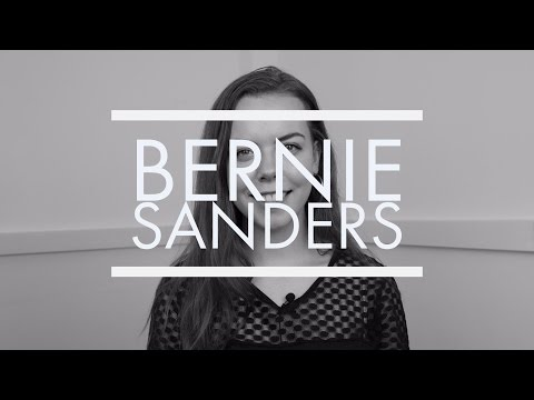 Bernie Sanders   Talking Point with Sarah Schneider 1