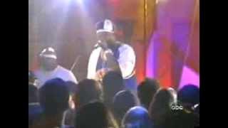 50 Cent   Wanksta  on Jimmy Kimmel 2003(Live)