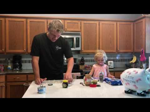 DADDY VS DAUGHTER Eat it or Wear it Challenge!!