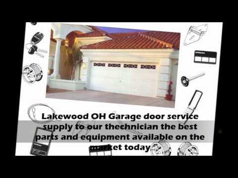 Lakewood OH Garage Door Service and repair 216-916-9316 - 24/7 emergency service