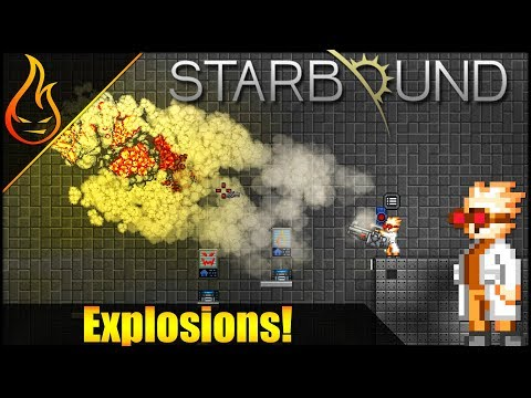 Starbound Akiyamax Weapon Pack Mod Spotlight