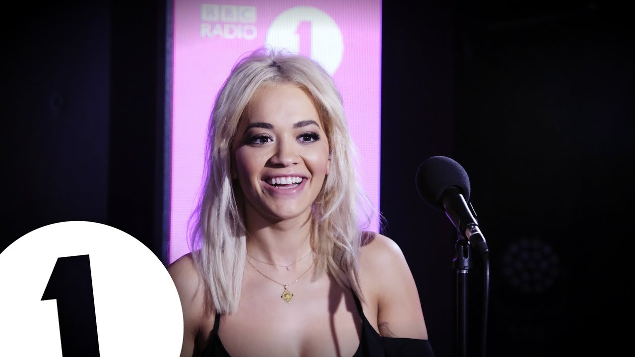 Rita Ora - Let You Love Me in the Live Lounge