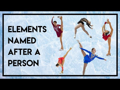 Figure Skating Elements Named After A Person