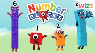 Numberblocks - Counting Made Easy | Wizz | Cartoons for Kids