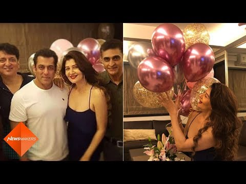 Salman Khan Celebrates Ex Girlfriend Sangeeta Bijlani's Birthday With Iulia Vantur & Mohnish Bahl Mp3