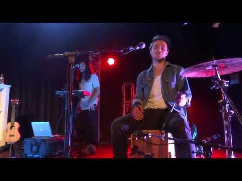 Kris Allen - When Doves Cry - The Music Farm, Charleston - 1/19/13