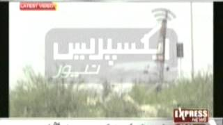 090712 Air India Aeroplane emergency Landing At Nawabshah Air port Live Beeper Ismail domki 0001