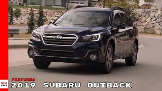 2019 Subaru Outback Features