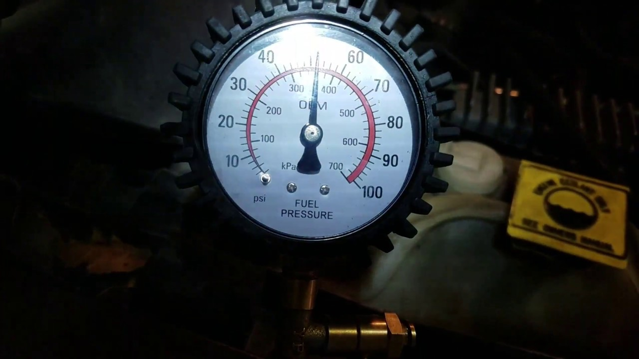2000 jeep grand cherokee fuel pressure after new fuel filter regulator [ 1280 x 720 Pixel ]