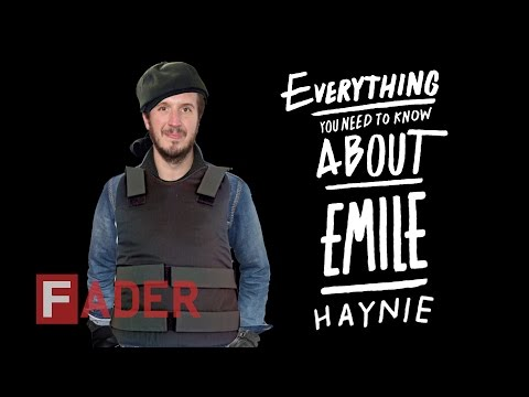 Emile Haynie - Everything You Need To Know (Episode 1)