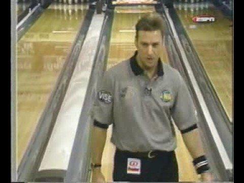 1999 PBA Bay City Open: Match 1: Wolfe vs Monacelli-1
