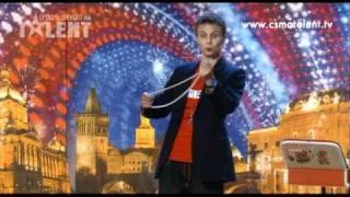 Richard Nedvěd | Česko Slovensko má talent 2010