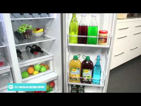 LG GS-B679PL 679L Side by Side Fridge reviewed by product expert - Appliances Online
