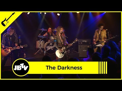 The Darkness - I Believe In a Thing Called Love   Live @ JBTV