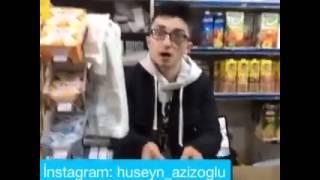 Üç-Üz  ---- Siqaret öldürür (Vine) Hüseyn Azizoğlu
