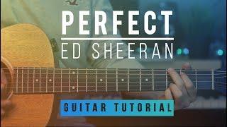 Baixar Perfect - Ed Sheeran   Guitar Tutorial   How To Play Melody Tabs & Chords
