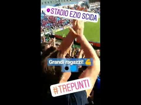 #CrotoneInter, un'altra trasferta raccontata con il viaggio dell'Inter Club Sant'Angelo di Brolo