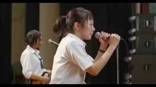 Japanes movie - linda, linda, linda (2005) song by Bea DooNa...