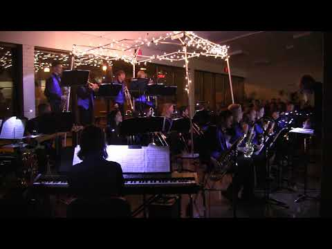Morocco Euclid middle school Jazz band