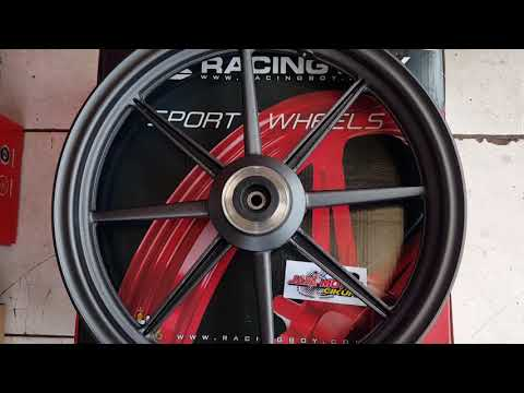 Racing Boy Sport Rim Sp811 Mio LC / Xeon Matt Grey