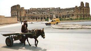 Tunesien 1995 Colosseum El Djem