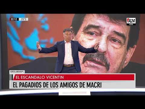 Caso Vicentín: durísimo editorial de Rolando Graña