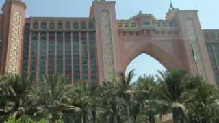 На пальмовые острова :) - The Palm Dubai(Едем в отель Anantara Dubai The Palm !!!!, 2013-10-04T00:32:21.000Z)