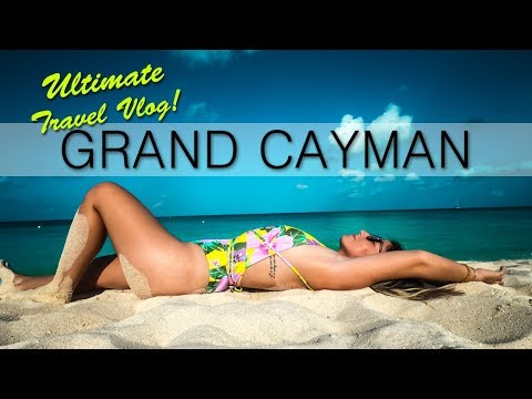 Grand Cayman Travel Vlog - Seven Mile Beach Snorkeling - No Excursion!