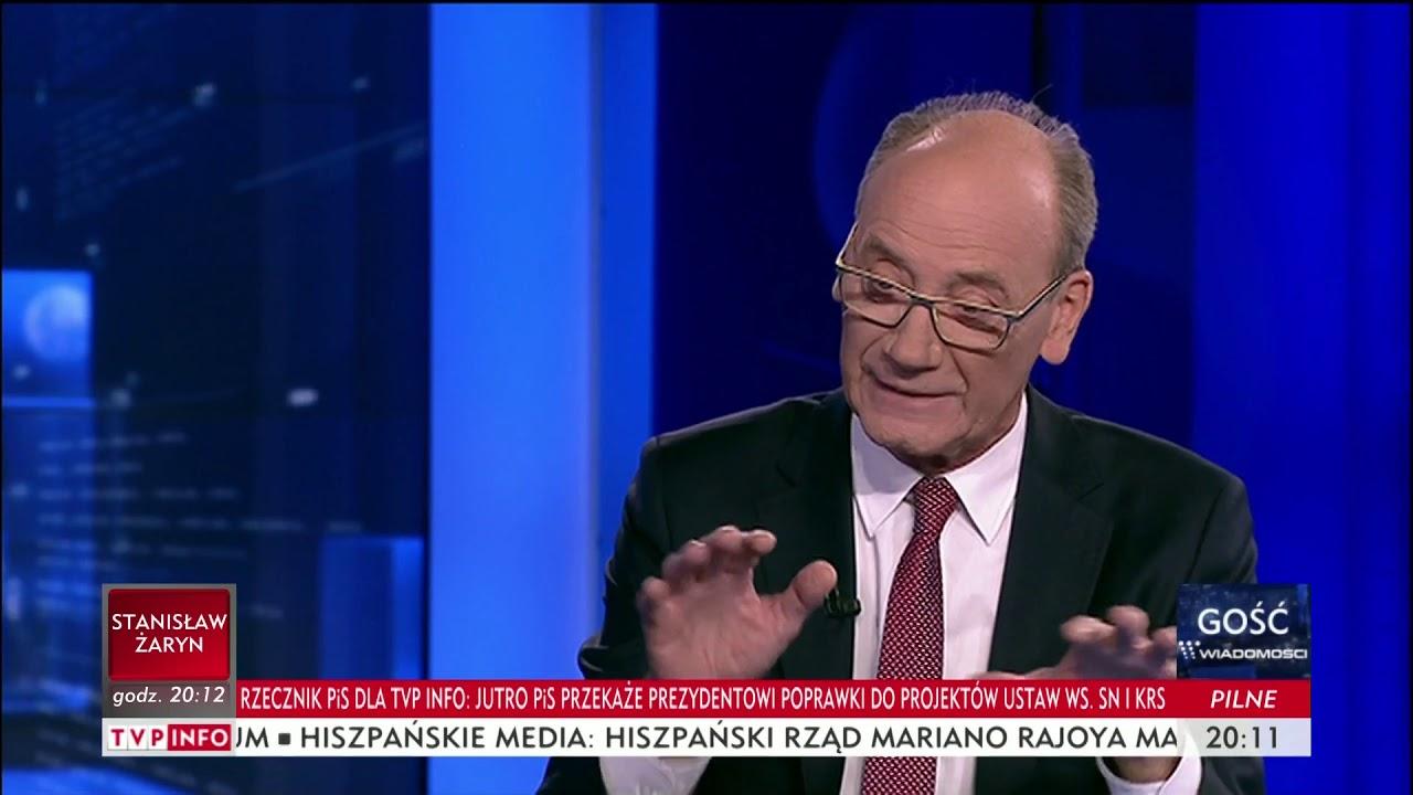 Tak Szpakowski skomentowałby polski finał MŚ – Gość Wiadomości