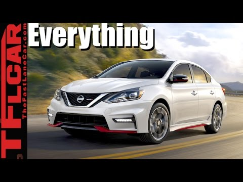 2017 Nissan Sentra Nismo Review Is S New Top Dog More Show Than Go