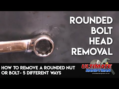 how-to-remove-a-rounded-nut-or-bolt--5-different-ways