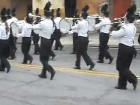 Evans High School Marching Band (Evans, Georgia) in Orlando March 2013
