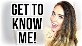 10 FACTS ABOUT ME/GET TO KNOW ME! | Shea Whitney thumbnail