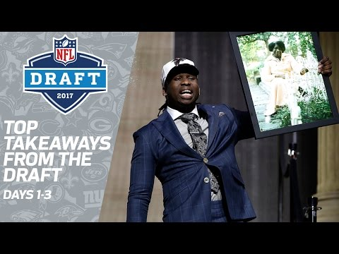 Top Takeaways from the 2017 NFL Draft | NFL Network