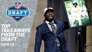 Top Takeaways from the 2017 NFL Draft   NFL Network