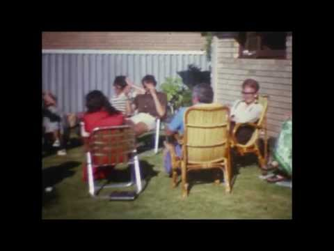 8mm Cine Archive - 1974 - Hancock's trip to Australia / Late