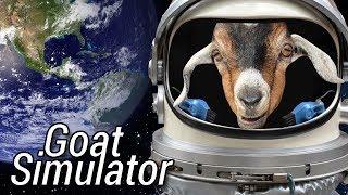 Goat Simulator - SPACE GOAT!