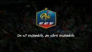 Notre atout, la diversité - Les Bleus - Euro 2008