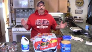 How to Make Disinfectant Clorox Wipes  Bleach Wipes  Sanitizing Wipes at Home  COVID-19 Protection
