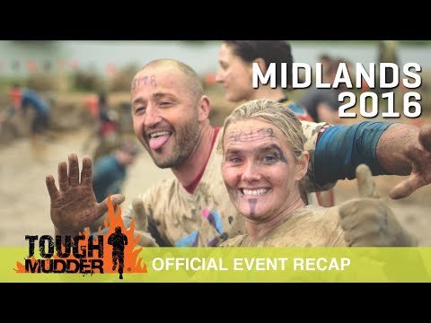 Tough Mudder Midlands - Official Event Video | Tough Mudder 2016