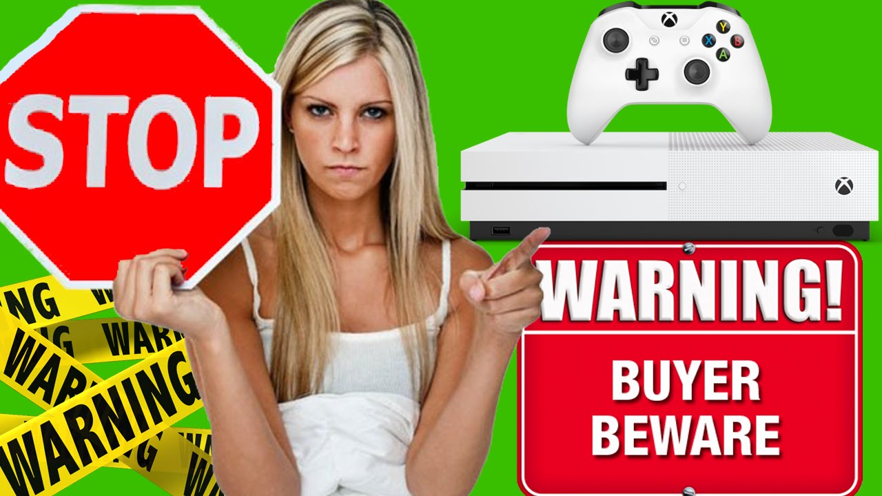 Xbox One S / PS4 Pro WARNING - Do Not Buy a 4K TV Till You Watch This