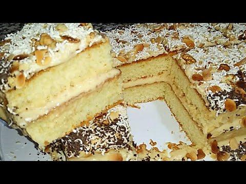 الكيكة الي غتعمل ضجة اللتي احبتها كل عائلتي خفيفة ولذييذة فاجئي بها