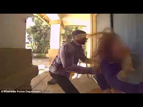 Riverside girl is violently dragged into her house and robbed in Home Invasion