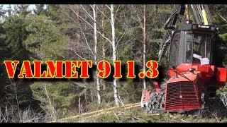 Valmet 911.3 Управление Харвестер (Harvester)